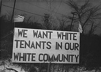 Redlining: The U.S. Heritage of Inequality in Homeownership