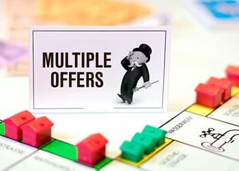 Multiple-Offer Scenario