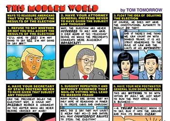 This Modern World—week of August 6