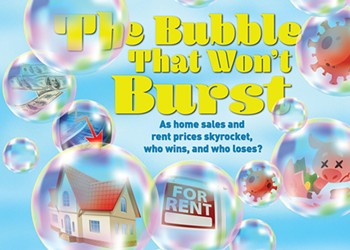 The Bubble That Won't Burst