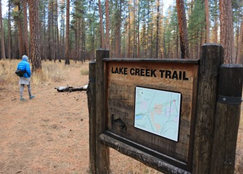 Nature Rx: Take a Hike