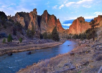 Hiker Fatally Falls 250 Feet at Smith Rock State Park