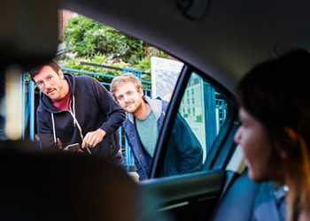 Can ridesharing apps help prevent drunk driving?