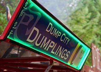 A Brick & Mortar for Dump City Dumplings