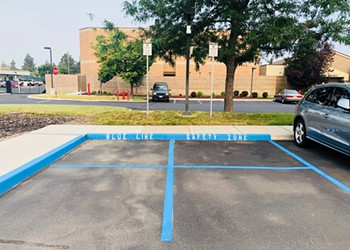 Blue Line Safety Zone Now Offered at DCSO