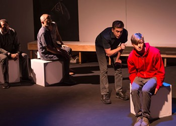 'Curious' is brilliant coming-of-age theater
