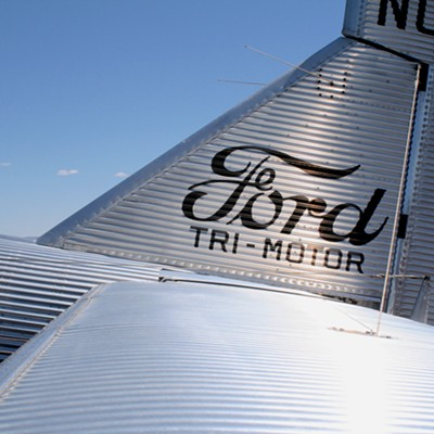 Fly The Ford Tour Stops in Bend