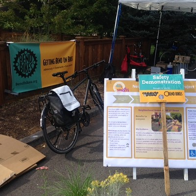 Bend Open Streets 2016