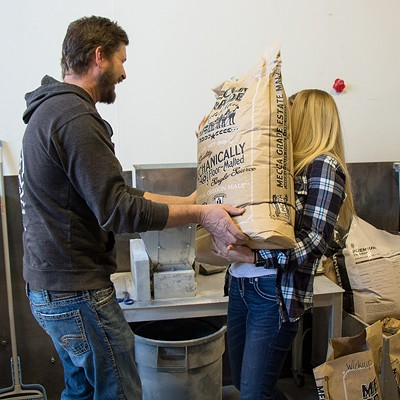Pink Boots Society Collaboration Brew Day