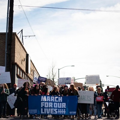 March 24 March for Our Lives in Bend