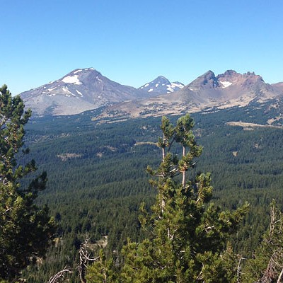 10 Hikes in Central Oregon