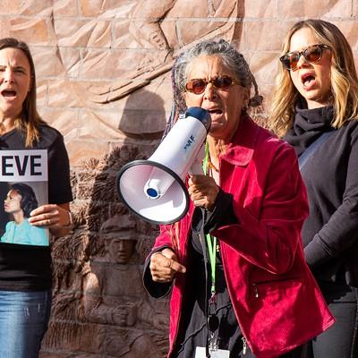 Believe Survivors Rally