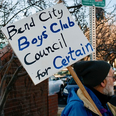 Rally Against City Council