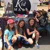 A Food Cart Run by Kids