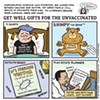 Get Well Gifts For The Unvaccinated