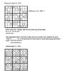 Pearl's Puzzle - Week of April 30