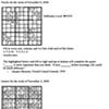 Pearl's Puzzle - Week of Nov. 9