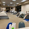 Winter Warming Shelter Open in Temporary Location; New Location Opening Nov. 23