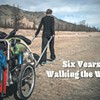 Six Years, Walking the World