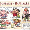 Pursuits of Happiness