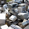 Wasted in Bend: Electronics