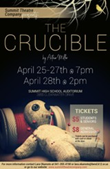 Summit Theatre presents The Crucible - Uploaded by Lokamoto