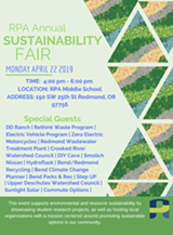 RPA hosts Annual Science & Sustainability Fair - Uploaded by Donna Nordstrom
