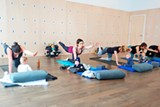 Mom + Baby Fit Series at Free Spirit - Uploaded by Free Spirit Yoga + Fitness + Play