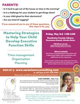 Class for Parents: Help Your Kids Be Successful - Uploaded by sarawiener