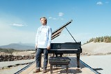 Outdoor Piano Concert at Summer Lake - Uploaded by brookewanderlust