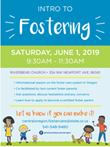 Intro to Fostering - June 1 - Uploaded by Dhs Certifier