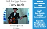 Email us to reserve a seat littlebendconcerts@gmail.com - Uploaded by Little Bend House Concerts