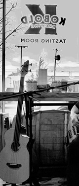 Bill Powers live at Kobold Brewing! - Uploaded by Kobold Brewing/Vault Taphouse