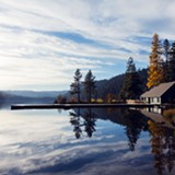 Suttle Lake Lodge and Boathouse - Uploaded by Tin Bindi