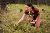 Laura Parker, Wildheart Instructor and Herbalist - Uploaded by littlewolf