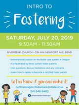 Intro to Fostering July 20 - Uploaded by Dhs Certifier