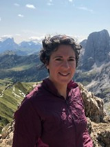 Geologist Dr. Daniele McKay will lecture at Sunriver Nature Center - Uploaded by Amanda A
