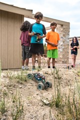 Build a solar-powered rover - Uploaded by Amanda A