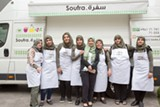 Lebanese Women Pursue Food Truck Dreams in Refugee Camp - Uploaded by Tracy P.