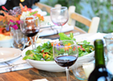 Wine Dinner at Rainshadow Organics - Uploaded by Sarahlee Lawrence