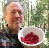 Kim Stafford, official poet laureate of Oregon, has history in the Sisters area. He will judge the Farm & Food Haiku contest for Sisters Farmers Market's special Tea & Poetry event on Sunday, September 22. - Uploaded by SistersFarmersMarket