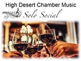 HDCM Solo Social - Uploaded by HighDesertChamberMusic