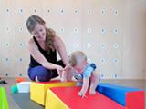 Baby Ninja + Me - Uploaded by Free Spirit Yoga + Fitness + Play
