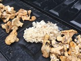 Chanterelles - Uploaded by Kindred Creative Kitchen