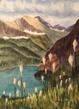 Beargrass and Glaciers - Uploaded by KKR