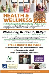Health & Wellness Fair - Uploaded by Cben1
