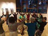 Dances of Universal Peace, Bend - Uploaded by JanetM