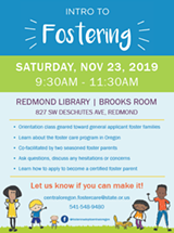 Intro to Fostering - Redmond - Uploaded by Dhs Certifier