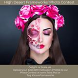 Enter at www.Take.Pics or Tag your image #ScareFrameworks - Uploaded by High Desert Frameworks