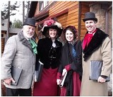 The Victorian Carolers - Uploaded by Paige Ferro